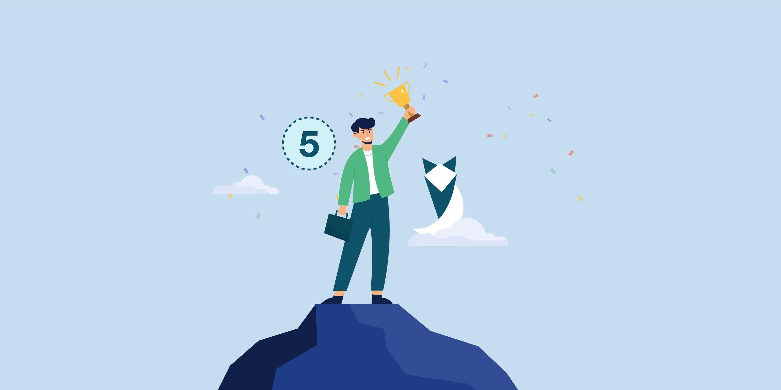5 نقط هتشجعك على تحقيق حلمك بمناسبة الـ Never Give Up Day