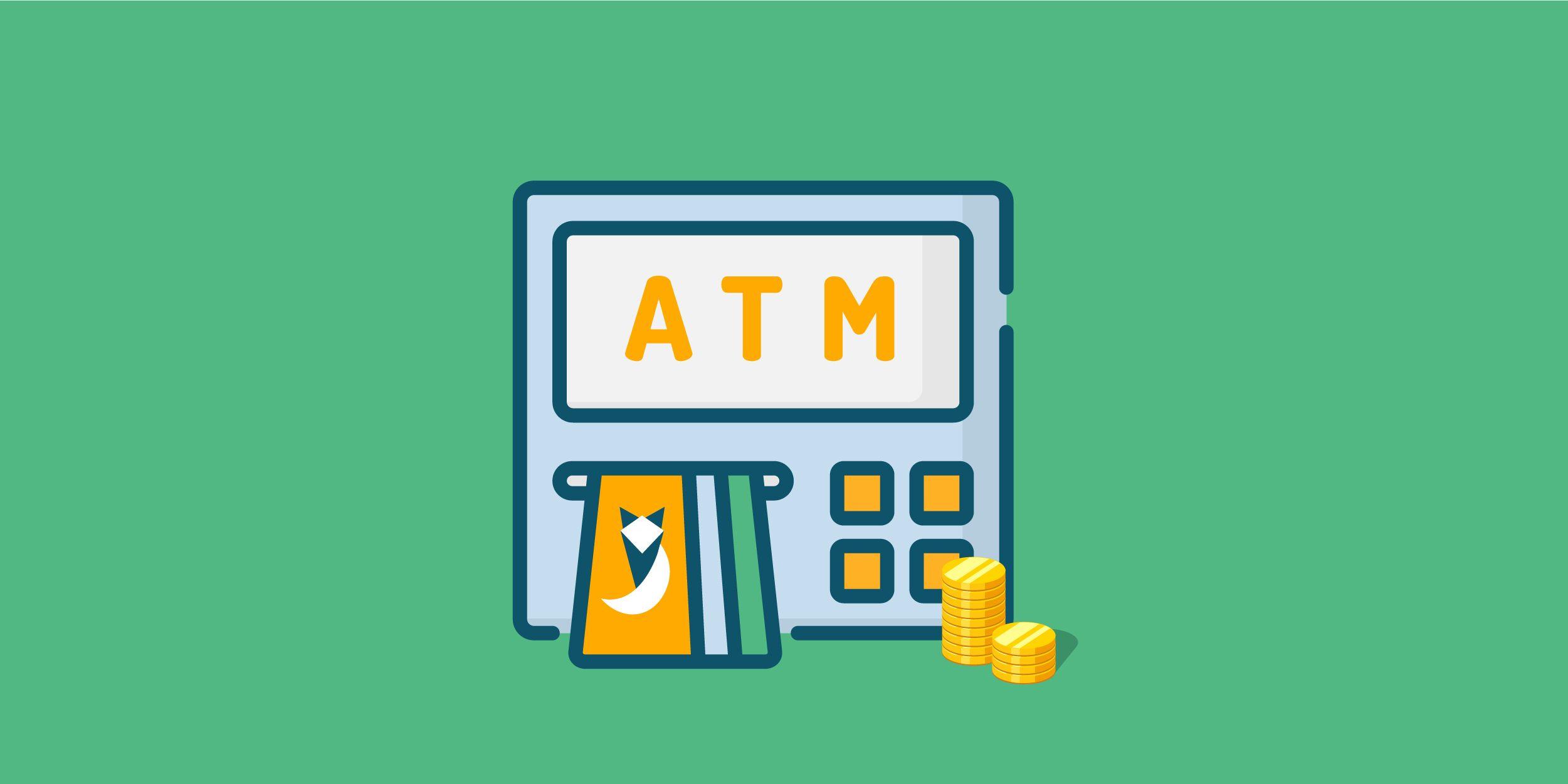 مد إلغاء الرسوم على السحب من الـ ATM بعد 30 يونيو 2021