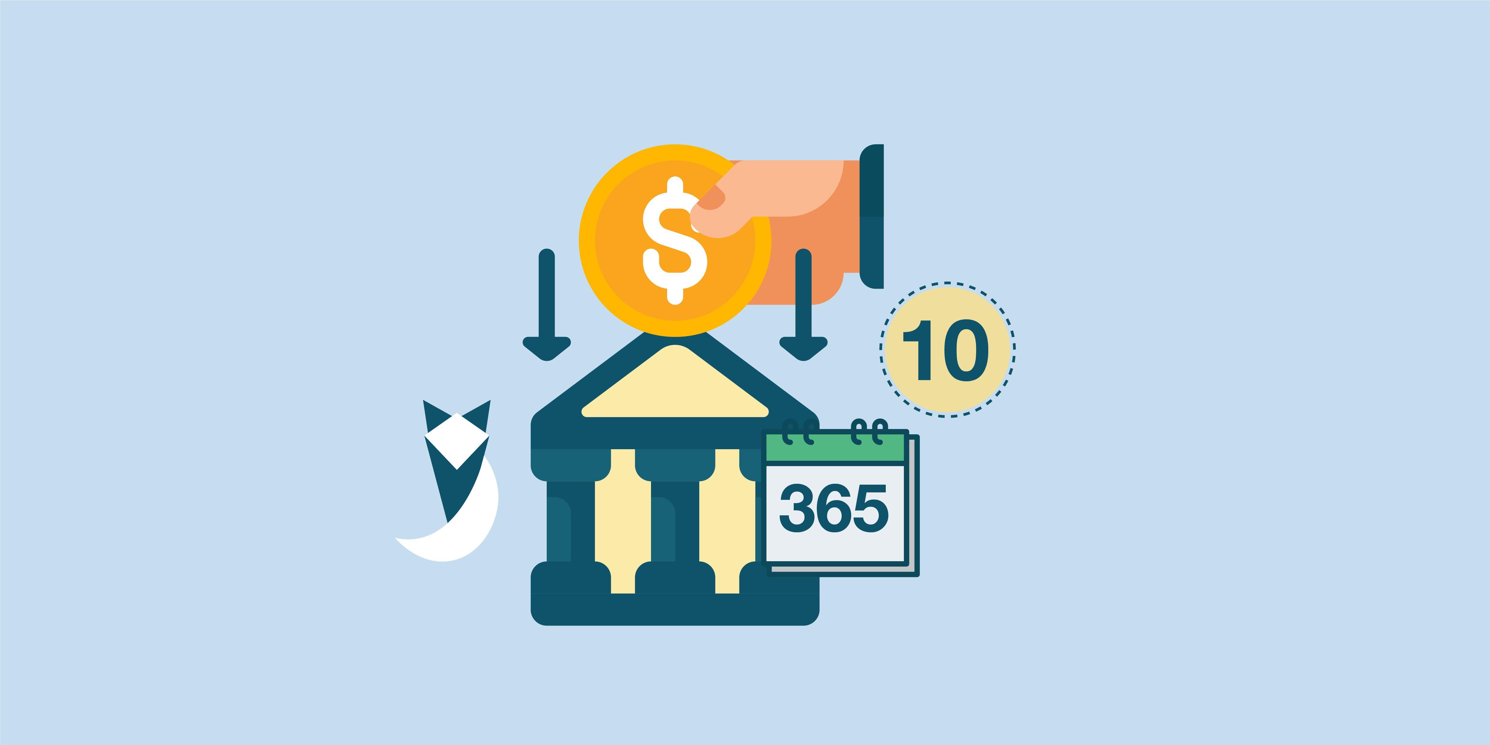 أعلى 9 ودايع سنوية في البنوك المصرية لشهر أكتوبر 2021