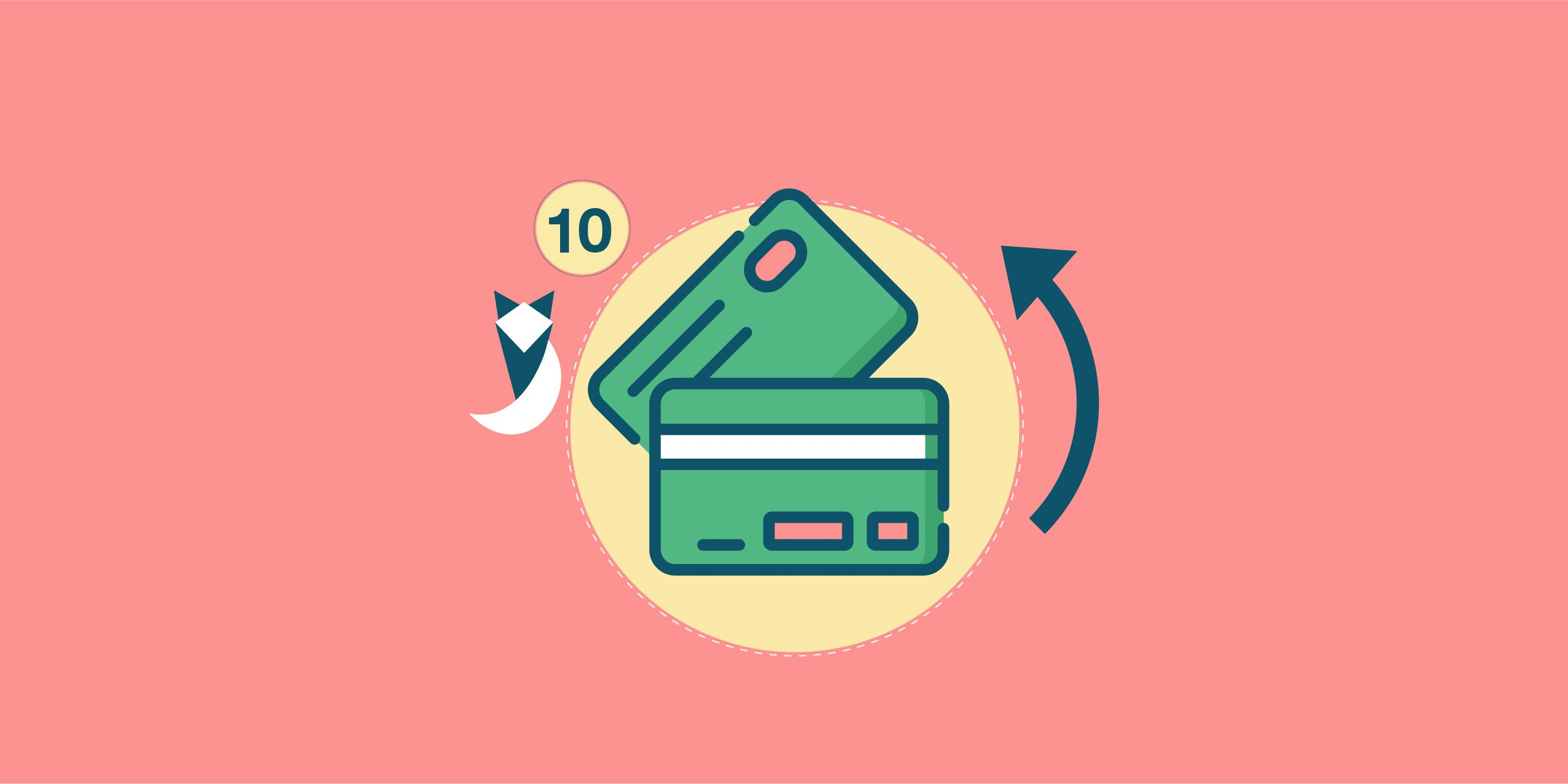 أعلى 10 بطاقات ائتمان بحد أدنى 50,000 جنيه في سبتمبر 2021