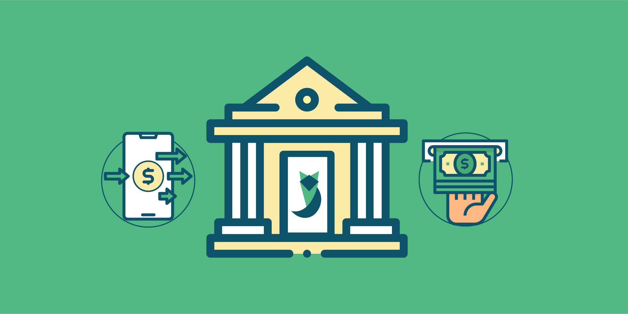 البنك المركزي يرفع حدود السحب من محافظ الموبايلات
