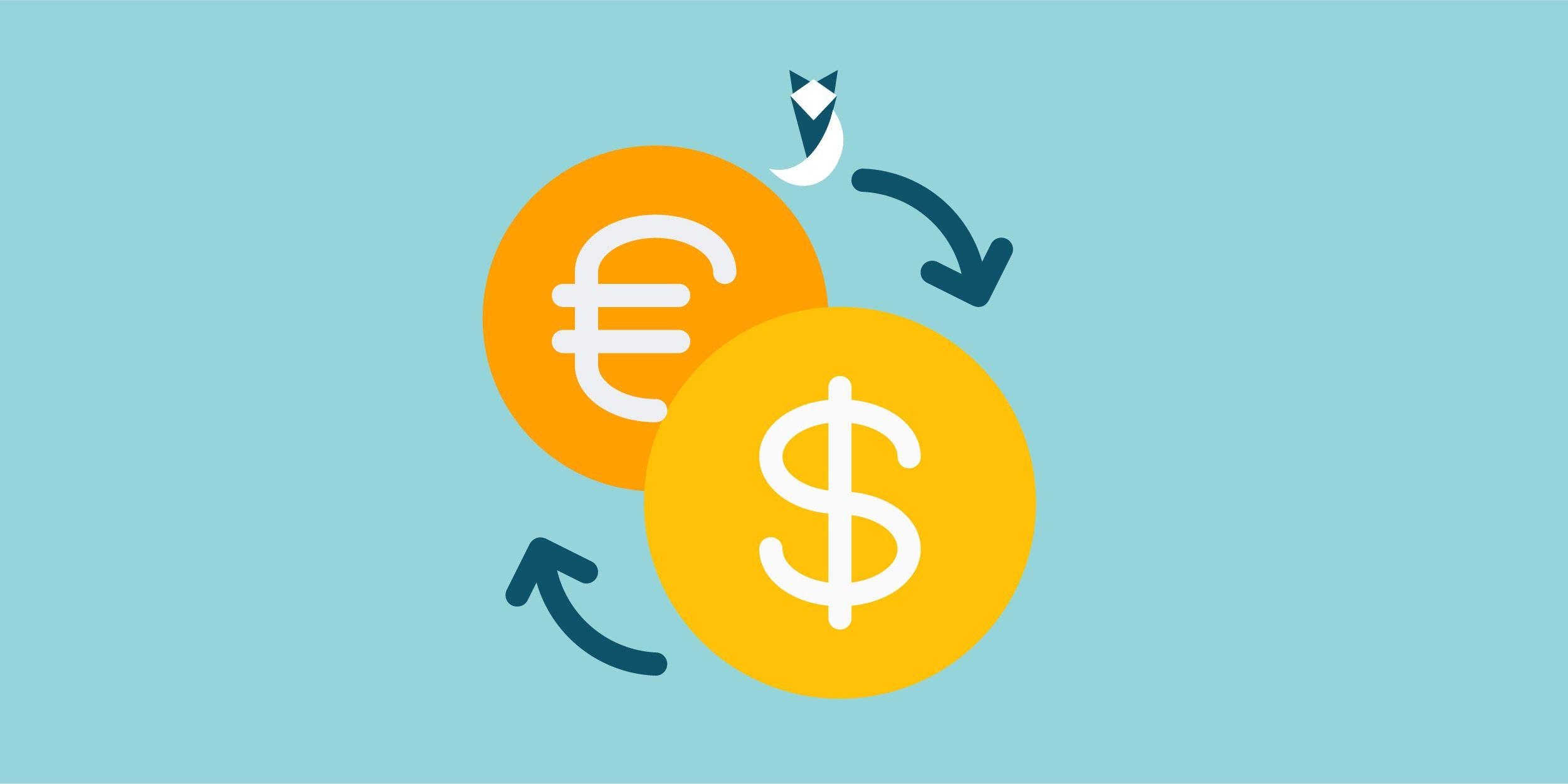أسعار العملات الأجنبية اليوم الاثنين 10 مايو: استقرار الدولار