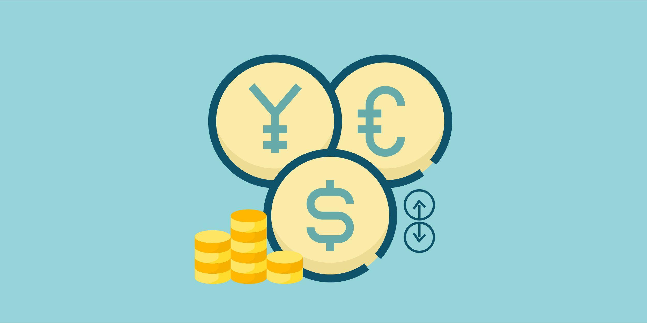 أسعار العملات اليوم الاثنين 24 مايو: انخفاض اليورو والاسترليني