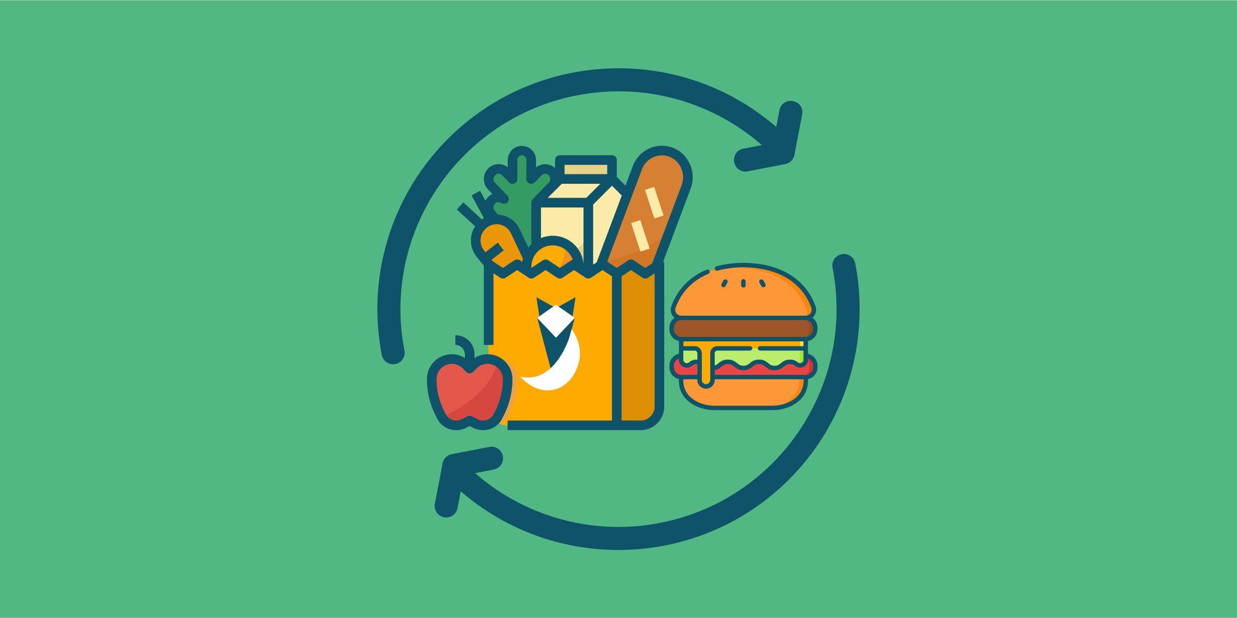 ازاى توفر في الأكل بمناسبة اليوم العالمي لـ Stop food waste day!