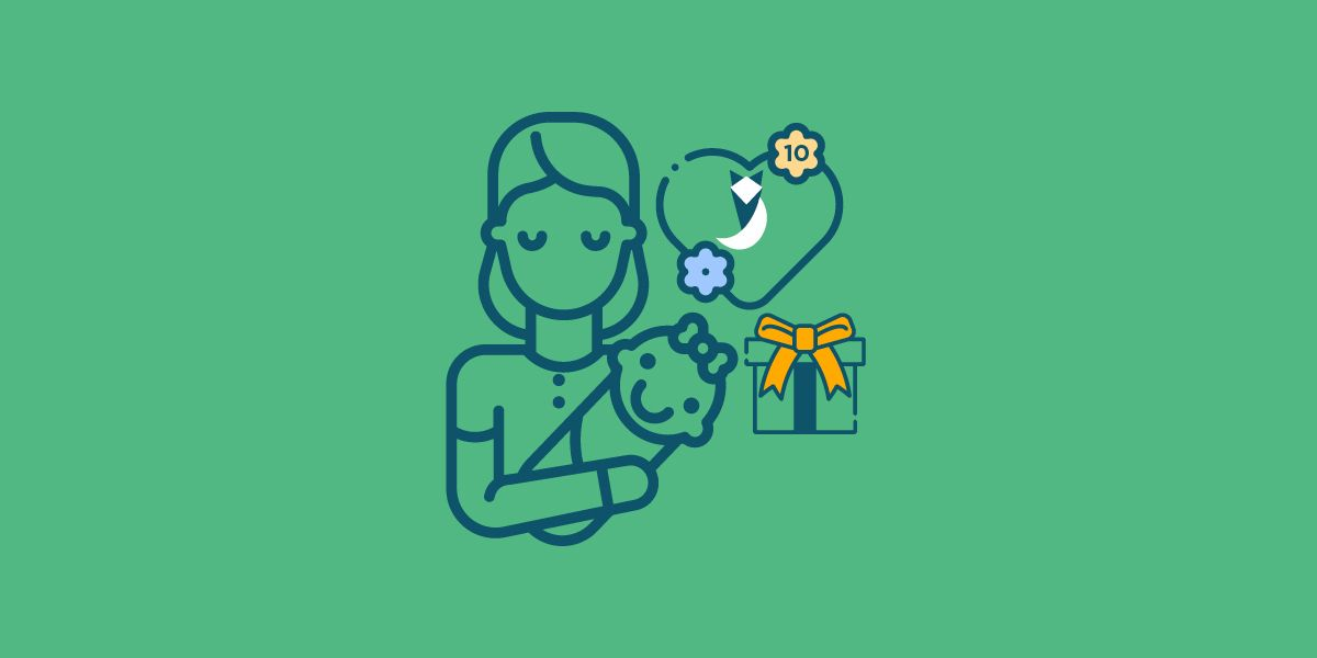 5 Mothers Days Gifts on a Budget