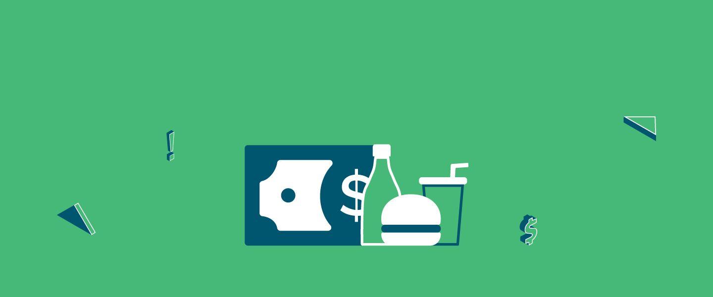 ايه هو معنى  قاانون العرض والطلب وتأثيره على الأكل؟