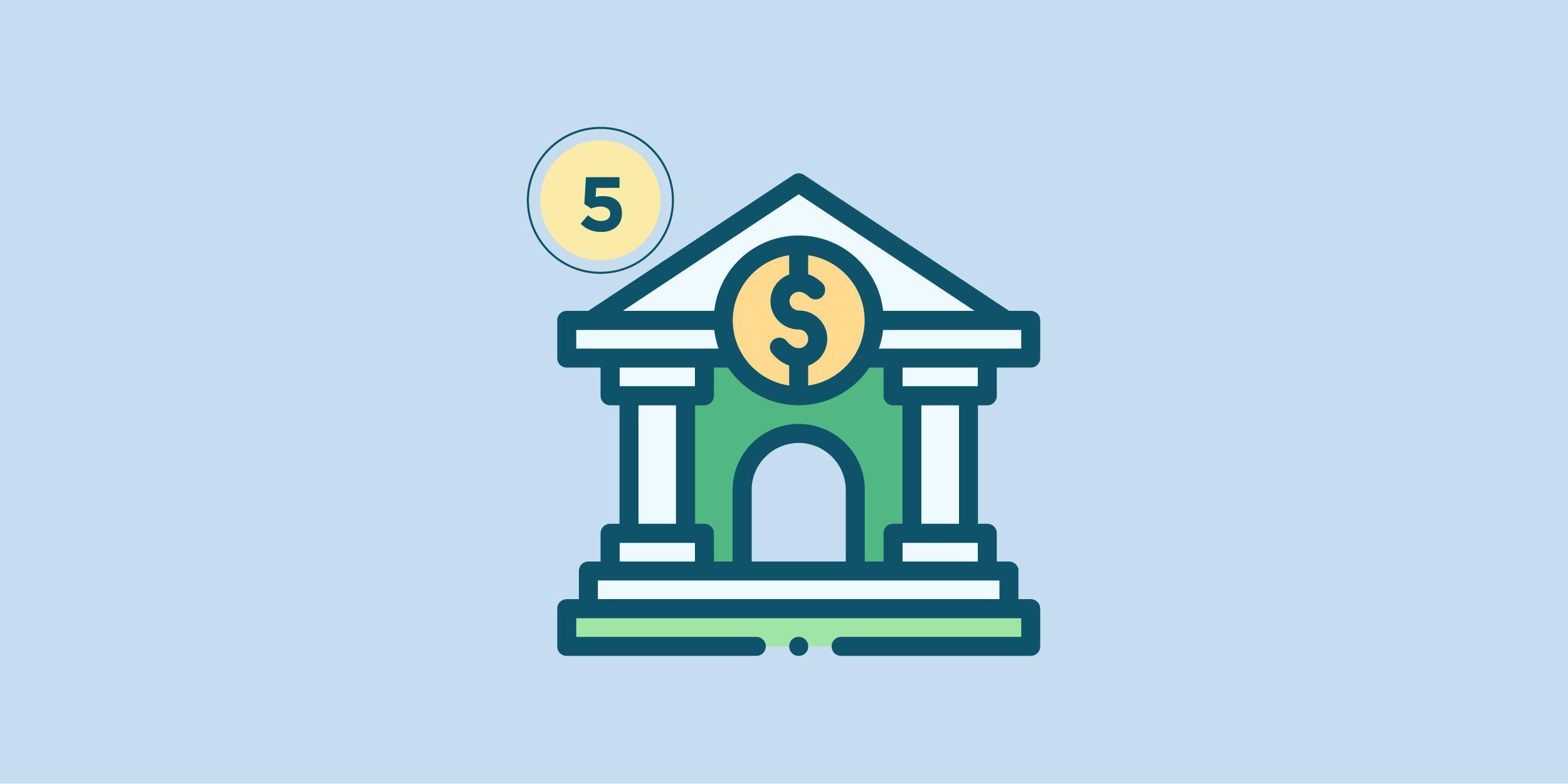 أقدم 5 بنوك فى مصر