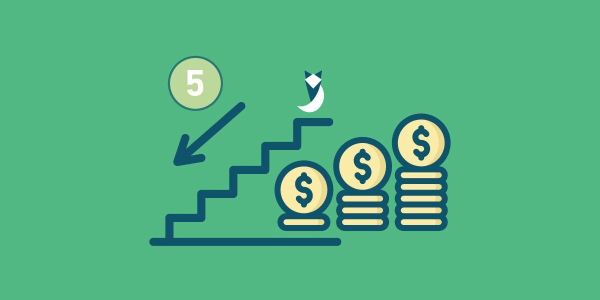 أسوأ 5 خطوات ممكن تعملها فى مشوارك المالي