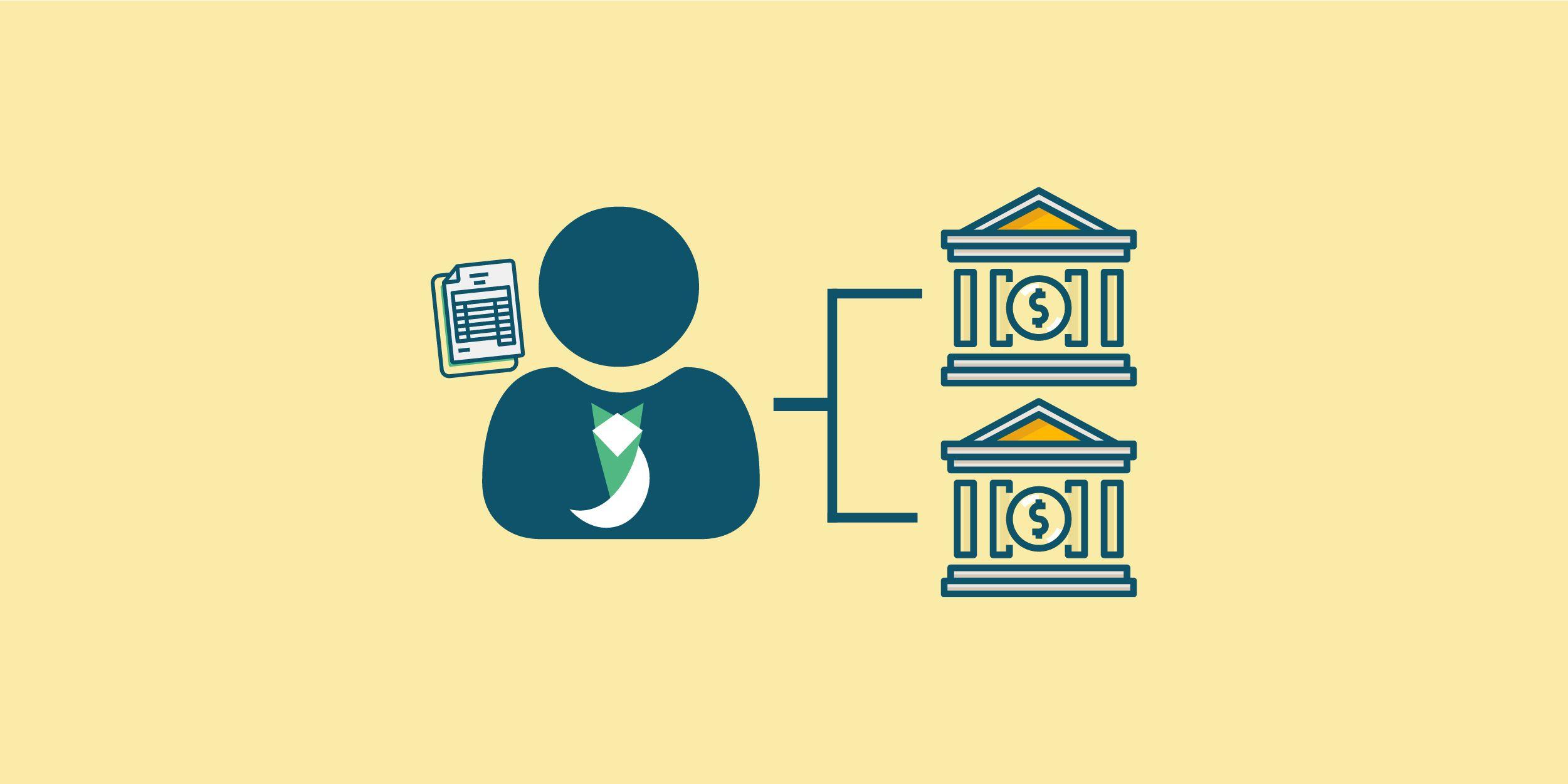 هل ينفع شخص يفتح كذا حساب توفير أو جاري في بنك واحد؟