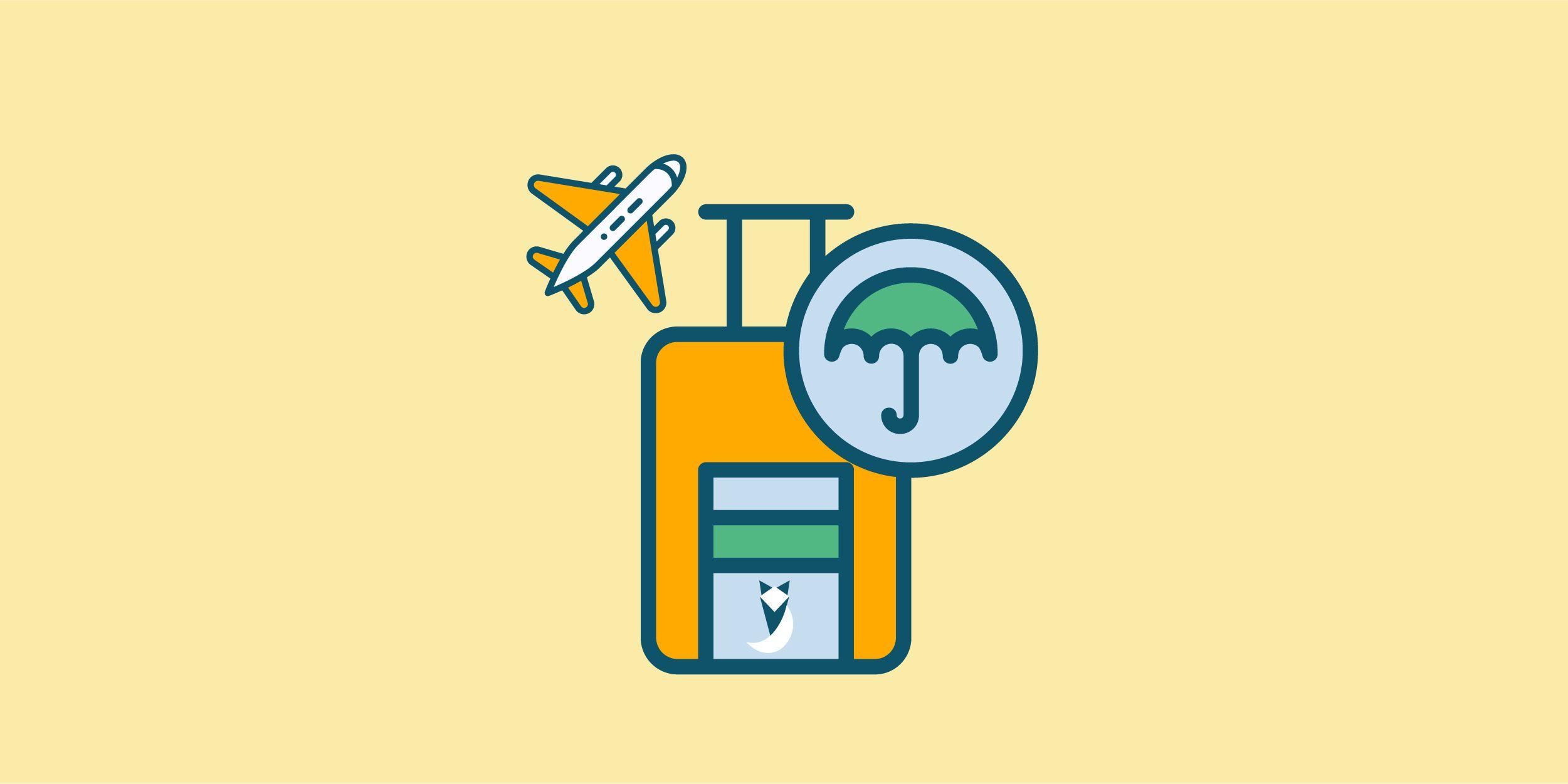 ازاى تآمن نفسك وانت مسافر، وإيه هو تأمين رعاية المسافر؟